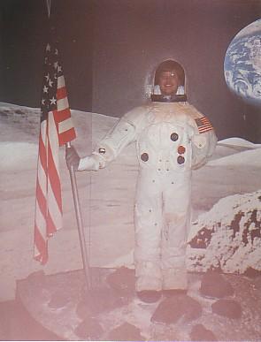 Tony-Astronaut